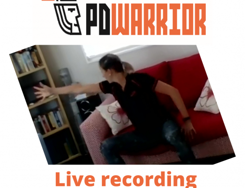 PD Warrior Live Recording 8th April